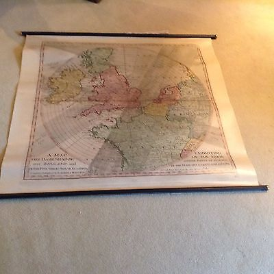Map Over England
