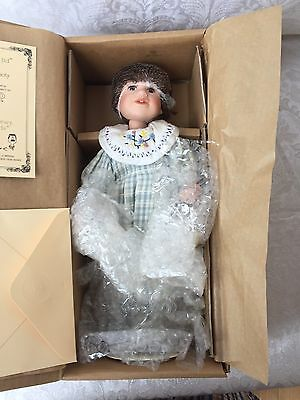 """Boyd's Collection Yesterday's Doll """"Rachael"""""""