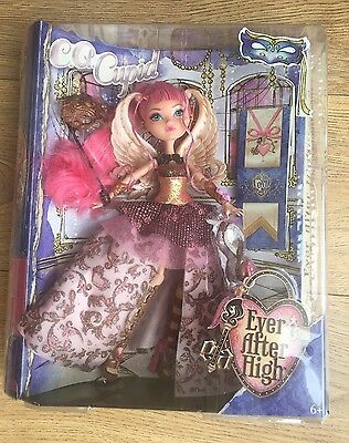 ever after high Thronecoming C.A Cupid Doll New