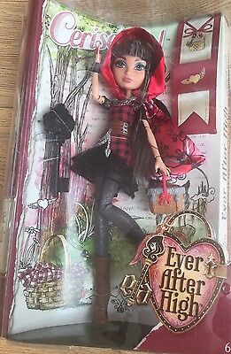 Ever After High Cerise Hood Doll New In Box