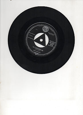 "Don Gibson ""Oh Lonesome Me"" Uk Pressing 7"" Vinyl"