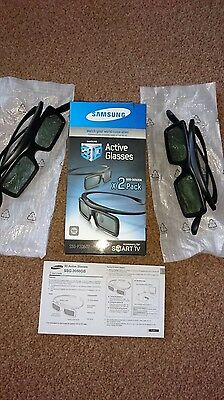 Samsung SSG-P30502 - Battery Operated 3D Active Glasses Pack of 2 - IN BOX