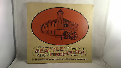 Seattle Firehouses by Jim Stevenson 1972