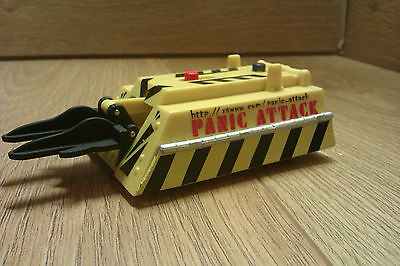"""robot wars panic attack large figure Used Good Condition 4.5"""""""