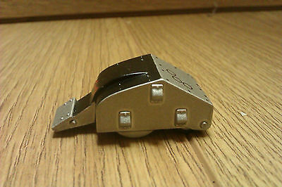 """METAL ROBOT WARS MINIBOT """"CHAOS 2"""" pull back & go 4.5cm Used Good Condition"""