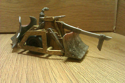 """ROBOT WARS SHUNT RARE PULL BACK & GO MINT CONDITION 2000 Used 4.5"""""""
