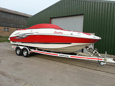 Monterey 263Ex Bowrider Power Boat Not Bayliner Searay Maxum Mastercraft Px Rib
