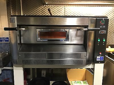 Cuppone Gas Pizza Oven