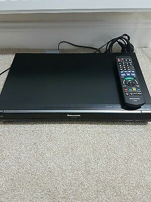 Panasonic Dmr-Ex769 Dvd Recorder With 160Gb Hdd - Freeview+ - Black - Hdmi