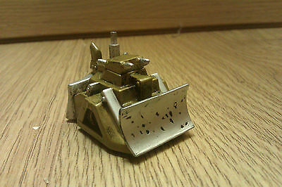 BBC Robot Wars Pullback Toy Shunt House Robot Rare Used Good Condition 4.5cm