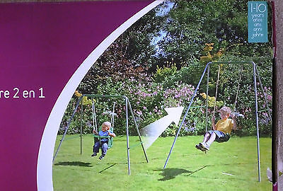 NEW GARDEN SWING  2 in 1. FOR BABY OR TODDLER
