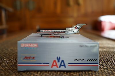 Dragon Wings  1/400 Scale - American Airlines JX-009 727-100