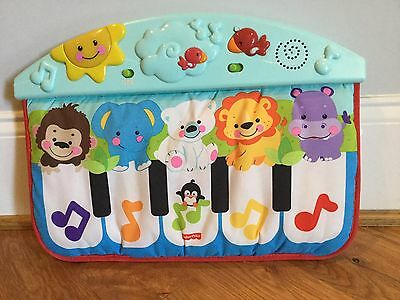 Fisher Price Precious Planet Kick And Play Piano