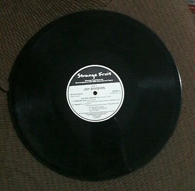 lp joy division the peel sessions 1986 stramge fruit