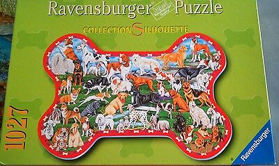 Collection Silhouette Bone. 1000 piece jigsaw puzzles