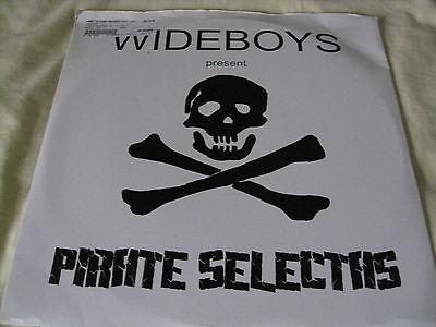 Wideboys ‎– Pirate Selectas (Volume 1 & 2) 2 X LP  (Garage Jams ‎– GJ-015)