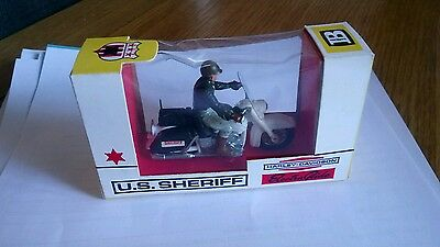 Britains motorcycle us sheriff