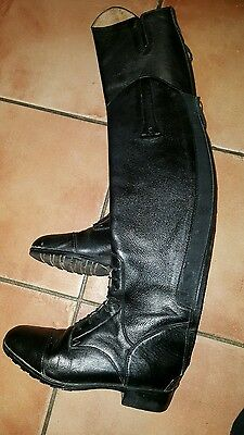 Mountain horse boots size 4