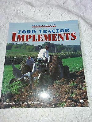 Ford Tractor Implements