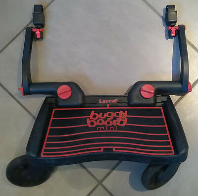 Lascal Buggy Board Mini with all fittings good condition