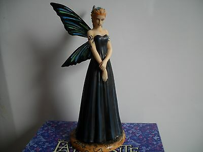 Fairy Site Follow Your Dreams  By Jessica Galbreth  Retired Figure Boxed
