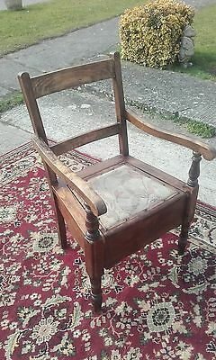 vintage  antique  occasional chair