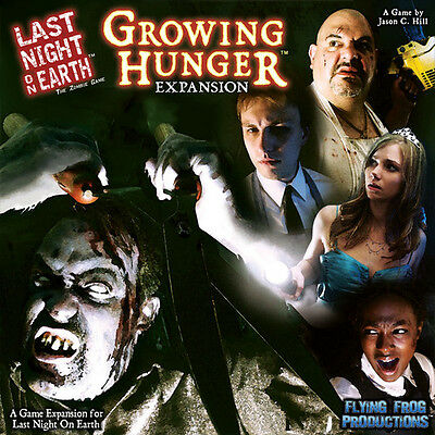 Last Night on Earth: Growing Hunger   (2008)