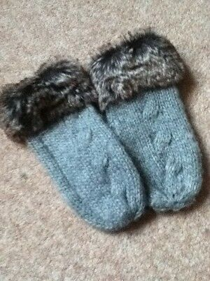 girls mittens