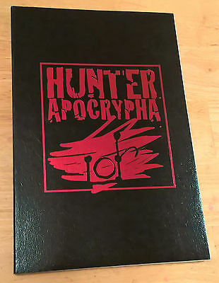 WW8108 Hunter Apocrypha - Hunter: The Reckoning White Wolf World of Darkness WoD