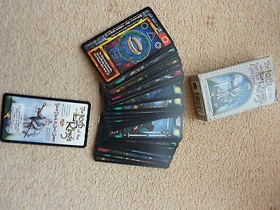 The Lord of the Rings Tarot Cards