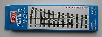 On30  O-16.5  O gauge Peco right hand point