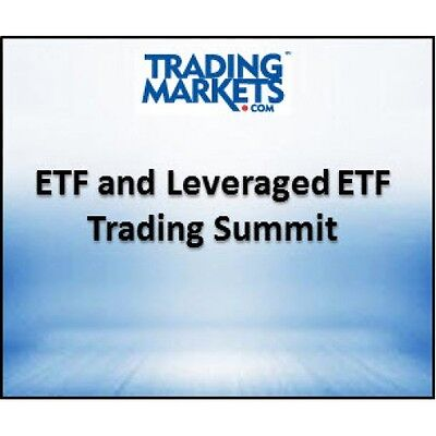 Larry Connors ETF and Leveraged ETF Trading Summit