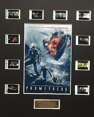 Prometheus  - 35mm Film Cell Display