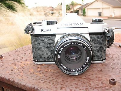 Pentax k1000 for parts