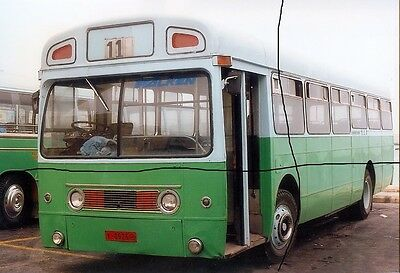 Bus Photo Of A Malta Photograph Picture Of,green Ex London Merlin Vintage Saloon