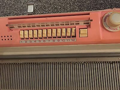 Singer magic memory knitting machine Full Set Pre Punched Cards, Lace Attachment
