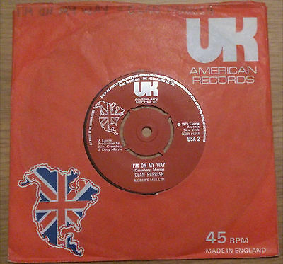 """Dean Parrish - """"I'm On My Way"""" Northern Soul"""