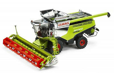 Wiking Claas Lexion 50000 Limited Edition Chrome Combine Harvester **new**