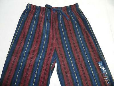 Club Room Men's Sleepwear Lounge Pants Pajamas Navy/Maroone NWT Size M