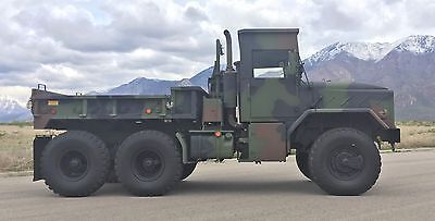 Custom 6x6 Military Truck short wheel base with 10 foot bed M931A2 M923A2