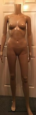 Female Mannequin With stand