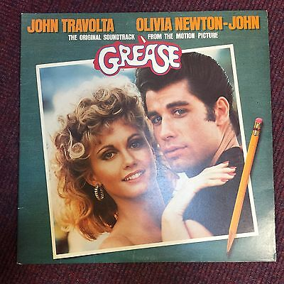 Grease - OST - 1978 Excellent Condition