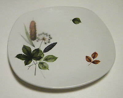 Vintage 1960s Midwinter Stylecraft Riverside Large Dinner Plate John Russel