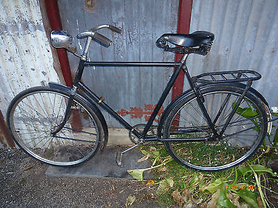 Gents Vintage Bicycle Magneet 1958