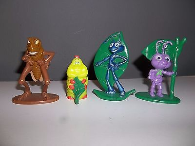 Disney Pixar A BUG'S LIFE Toy Action Figures