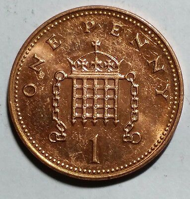 2006 One Penny Great Britain/UK Coin