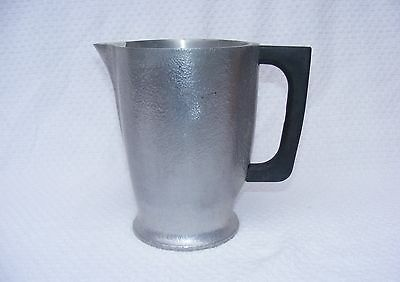 Hammer crafted Metal Alloy Dinner Serving Water Pitcher for the Holidays