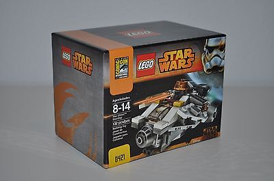 Lego Sdcc Comic Con 2014 Exclusive Star Wars The Ghost Starship #421 Sealed