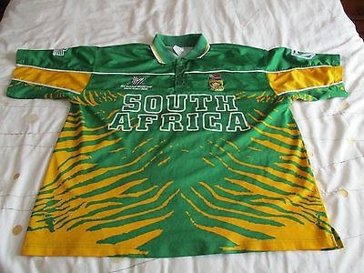 South Africa Cricket Shirt 2003 Cricket World Cup