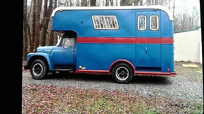 1973 International Harvester Other  1973 International Imperatore Horse Box Loadstar 1600